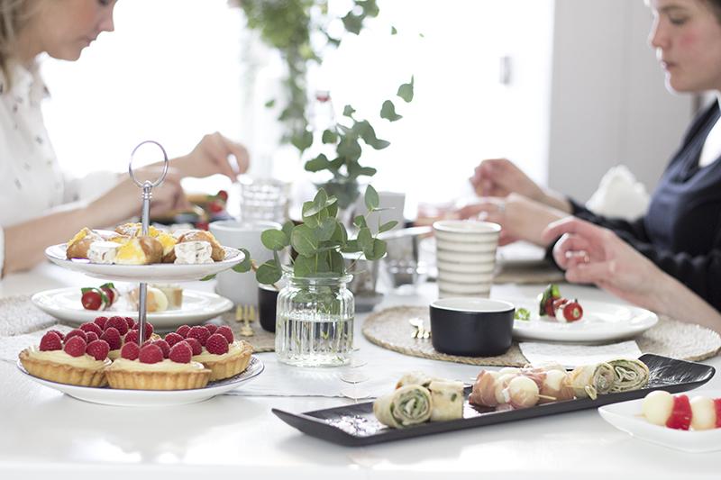 High tea Enschede