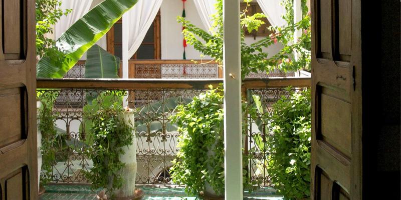 Hippe hotspot Marrakech