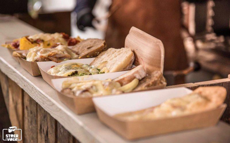 Raclette foodtruck Proef Eet