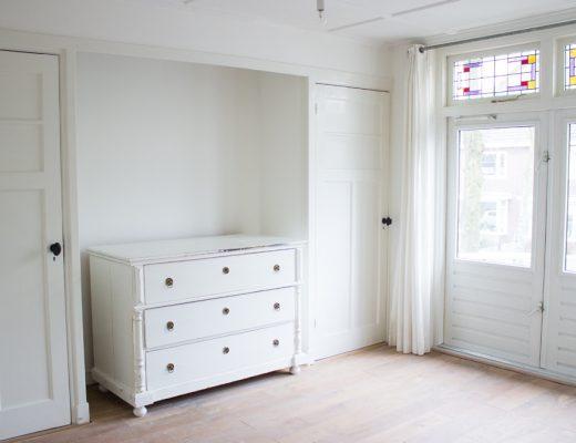Babykamer In Nisje : Marmer kandelaar interieur the story styler