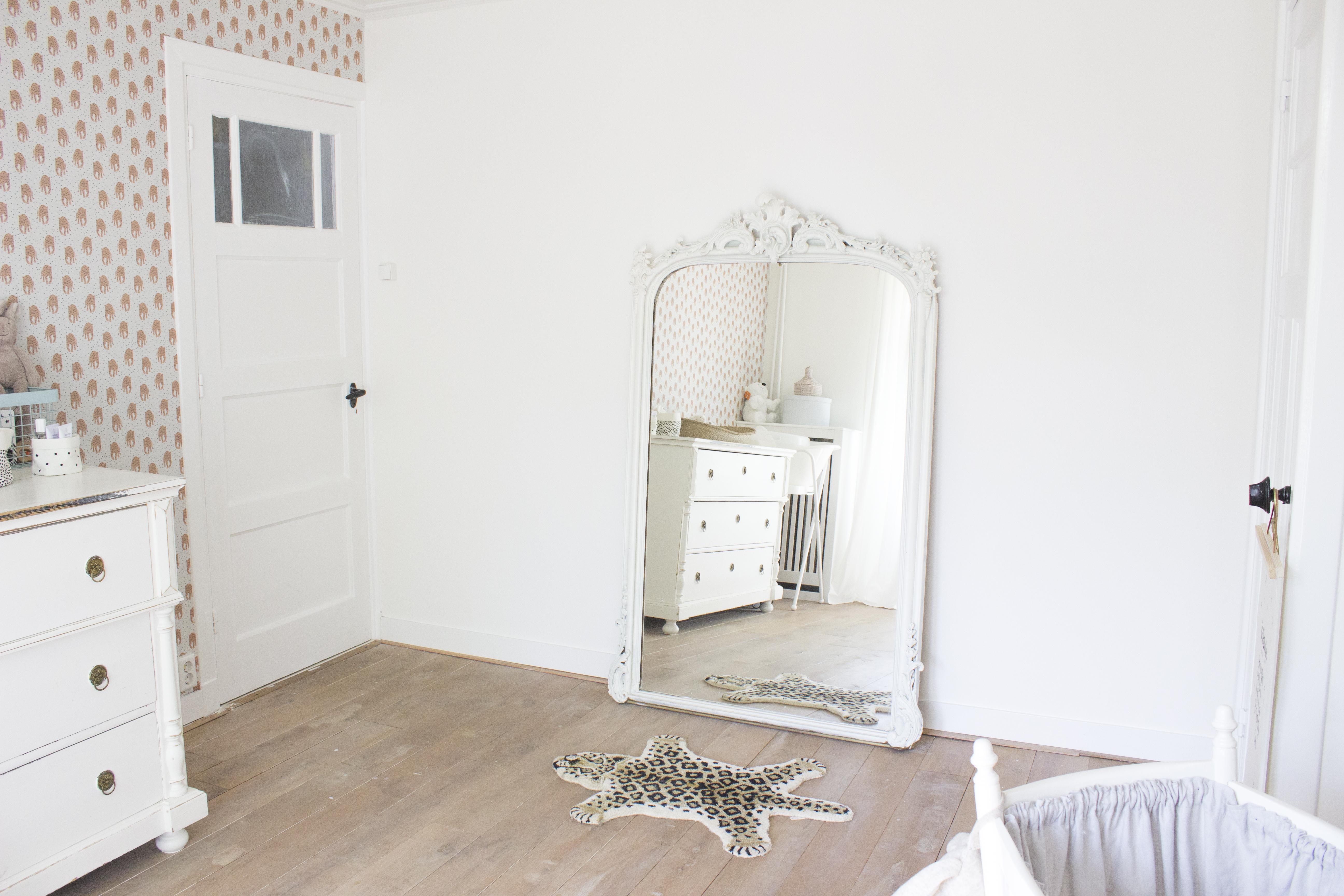 Antieke spiegel