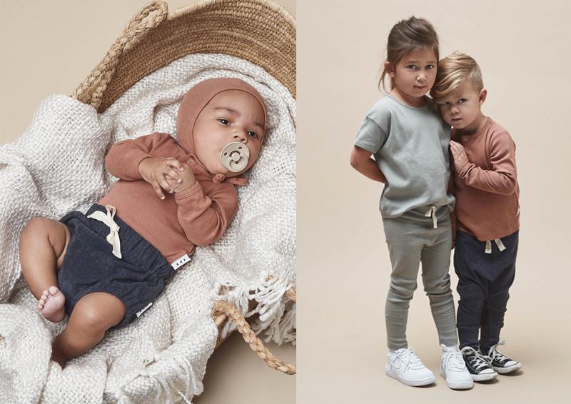 Huxbaby - kinderkleding uit Australië