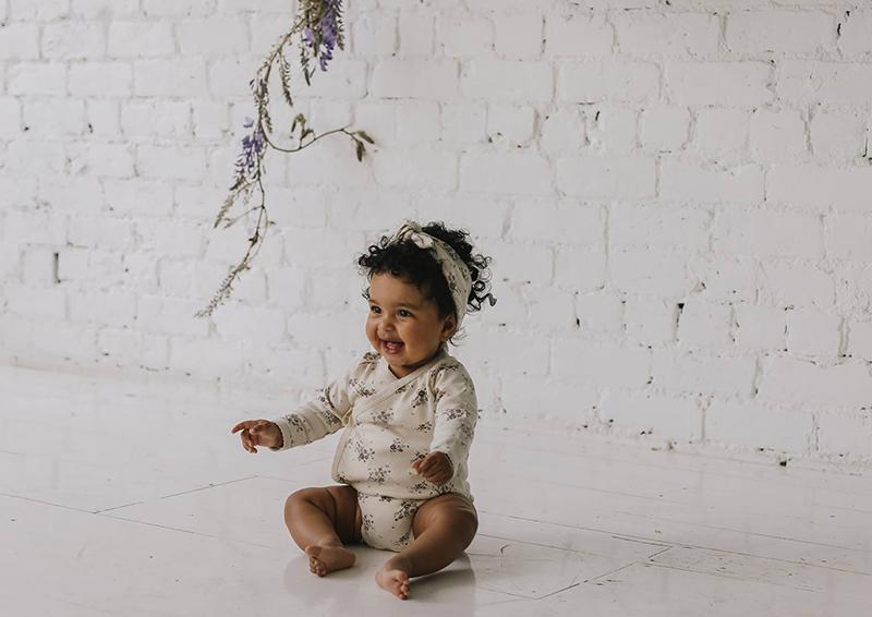 Jamie Kay, babykleding uit Nieuw-Zeeland